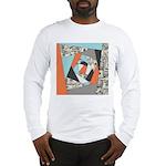 Layered Money Long Sleeve T-Shirt