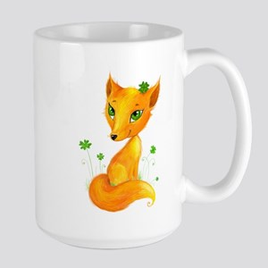 Large mug with Little fox