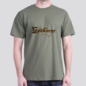Gatherer, scavenger, vegetarian Dark T-Shirt
