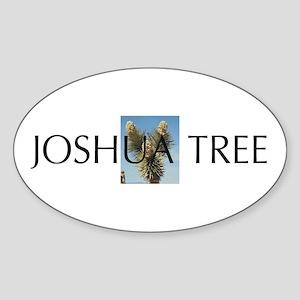 ABH Joshua Tree Sticker (Oval)