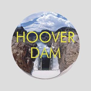 "ABH Hoover Dam 3.5"" Button"