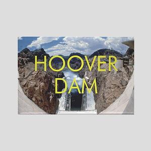 ABH Hoover Dam Rectangle Magnet