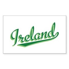 Ireland Sticker (Rectangle)
