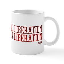Animal/human Liberation Mug Mugs
