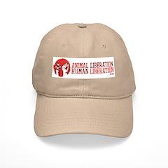 Animal/human Liberation Cap