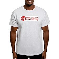 Animal/human Liberation Light T-Shirt