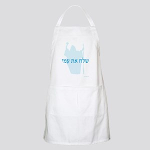 Let My People Go Passover Apron