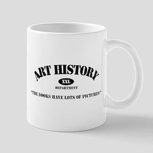 Art History Majors Mug