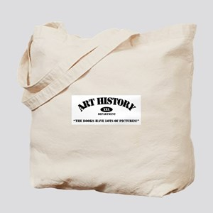 Art History Majors Tote Bag