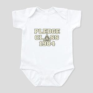 revenge of the nerds pledge c Infant Bodysuit