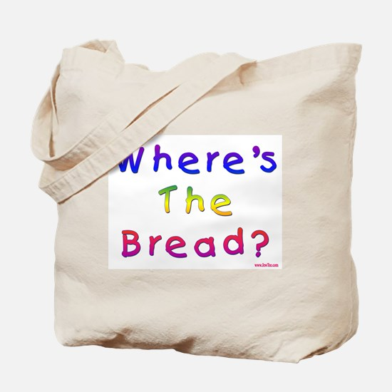 Missing Bread Passover Tote Bag