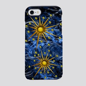 Harvest Moons Mod Starburst iPhone 7 Tough Case