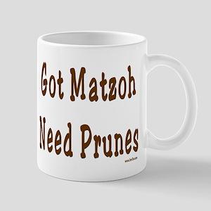 Prunes Passover Mug