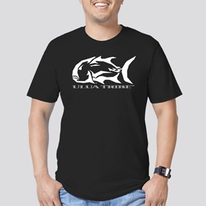 Ulua Tribe Men's Fitted T-Shirt (dark)
