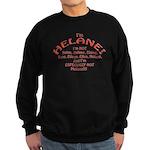 I'm Helane! Sweatshirt (dark)