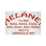 I'm Helane! Rectangle Magnet (100 pack)