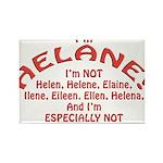 I'm Helane! Rectangle Magnet (10 pack)