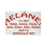I'm Helane! Rectangle Magnet
