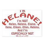 I'm Helane! Postcards (Package of 8)