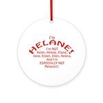 I'm Helane! Ornament (Round)