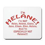I'm Helane! Mousepad