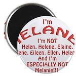 I'm Helane! Magnet