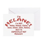 I'm Helane! Greeting Cards (Pk of 20)