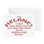 I'm Helane! Greeting Cards (Pk of 10)