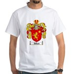 Abbate Coat of Arms / Abbate White T-Shirt