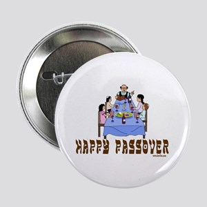 "HAPPY PASSOVER 2.25"" Button"