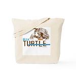 Box Turtle Cool Tee Tote Bag