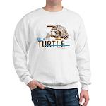 Box Turtle Cool Tee Sweatshirt