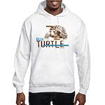 Box Turtle Cool Tee Hooded Sweatshirt