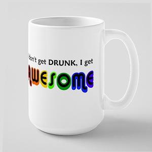 SkinnyRainbowAwesome Mugs
