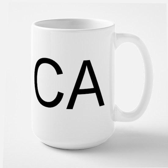 CA - CALIFORNIA Large Mug