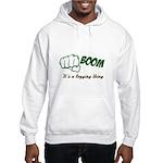 Knuckleboom Hooded Sweatshirt