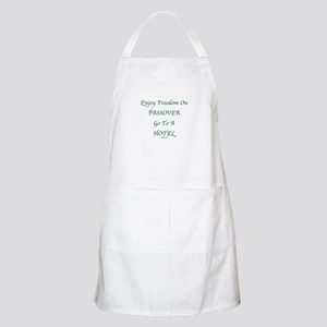Freedom on Passover Apron