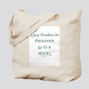 Freedom on Passover Tote Bag
