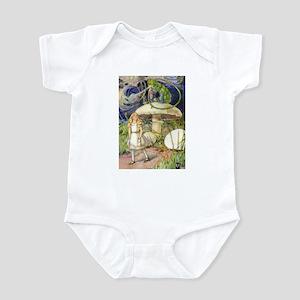 ADVICE FROM A CATERPILLAR Infant Bodysuit