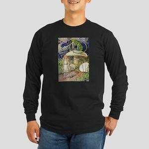 ADVICE FROM A CATERPILLAR Long Sleeve Dark T-Shirt