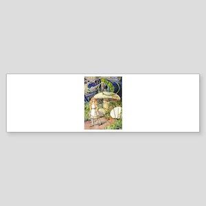 ADVICE FROM A CATERPILLAR Sticker (Bumper)