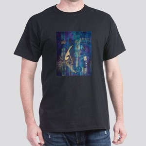 Waiting For You Black T-Shirt