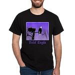 Sunset Bald Eagle Dark T-Shirt