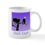 Sunset Bald Eagle 11 oz Ceramic Mug