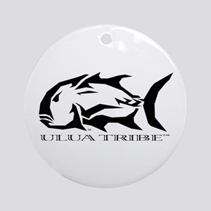 Ulua Tribe Ornament (Round)