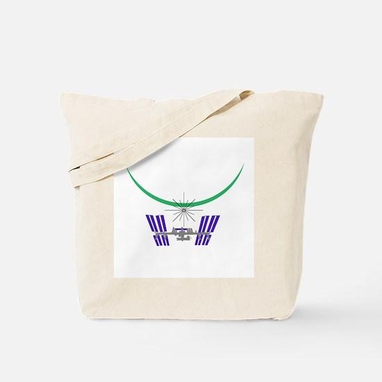 """ISS Dawn"" Tote Bag"