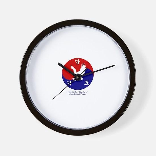 HapKiDo Expert Wall Clock