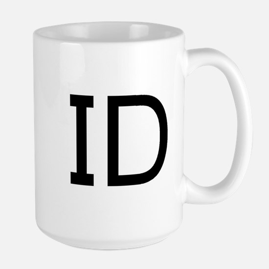 ID - IDAHO Large Mug