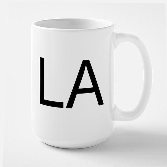LA - LOUISIANA Large Mug
