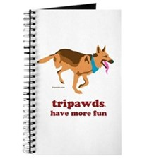 Tripawds Have More Fun Journal